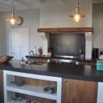 landelijke keuken keukenhof van holten