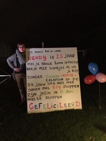 Vaak Halve Sarah voor Wendy - Maarkelsnieuws.nl #TC79