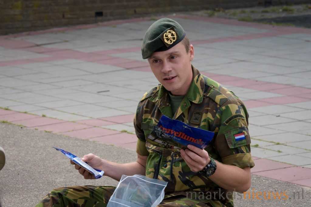 militaire opleidingen nederland