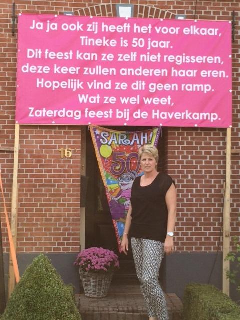 spandoek gefeliciteerd Klepperderk Archieven   Pagina 69 van 142   Maarkelsnieuws.nl spandoek gefeliciteerd