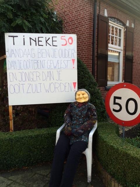 spandoek sarah 50 jaar Sarah 50 Jaar Spandoek   ARCHIDEV spandoek sarah 50 jaar