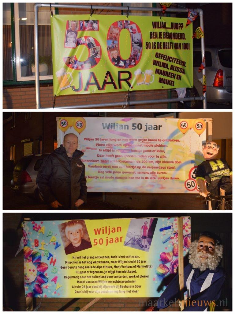 wilma 50 jaar Wiljan Veneman ziet Abraham   Maarkelsnieuws.nl wilma 50 jaar