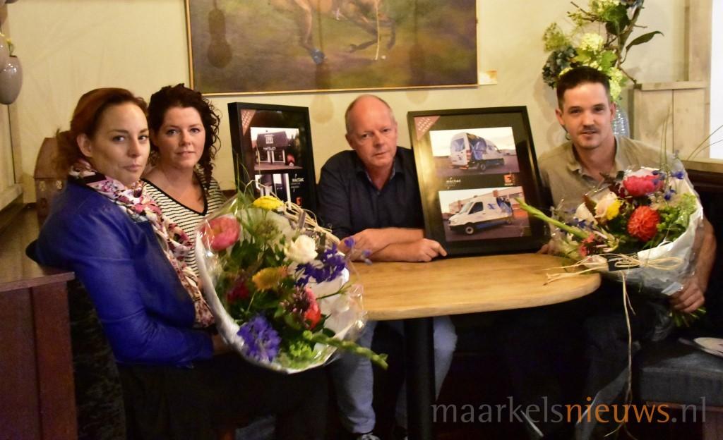 erik 40 jaar verrassing Twee bronzen Awards voor Erik Bouwhuis   Maarkelsnieuws.nl erik 40 jaar verrassing